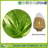 Wholesale Aloe Vera Extract, Aloin, Aloinoside, Aloe Barbadensis Leaf Extract from china suppliers