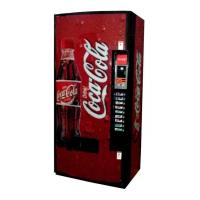 coca cola bottle machine for sale