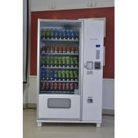 Smart Card / Bar Code Pay Dairy Grocery Food And Beverage Vending Machines