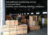 Wholesale Shenzhen Guangzhou warehousing service with lower price storage fee in China safety logistics from china suppliers