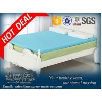 Wholesale Memory foam topper roll pack memory foam mattress topper from china suppliers
