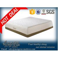 Wholesale dream collection sleepwell visco gel memory foam mattress from china suppliers