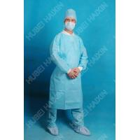 SMS Surgical Gown (blue)