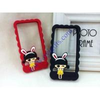Wholesale Cartoon silicone phone holder frame from china suppliers