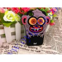 Wholesale 3D Monster Animal Sharp Tooth Monkey Phone covers from china suppliers