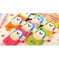 Wholesale Cartoon 3D monkey silicone phone cases from china suppliers