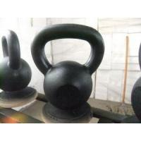 Wholesale Sparying Paint Cast Iron Kettlebell from china suppliers