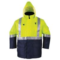 Wholesale OEM/CUSTOM long-length safety parka from china suppliers