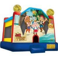 Wholesale Jake and the Never Land Pirates Jump Bounce House Ships within 24-72 hours via Freight Truck from china suppliers