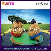 Wholesale adults and kids fighting inflatable sumo suit for sale from china suppliers