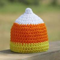 Wholesale Little Candy Corn Crochet Hat from china suppliers