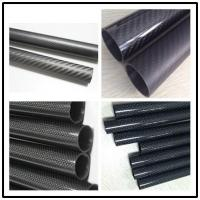 Wholesale 3K carbon fiber tube pipe from china suppliers