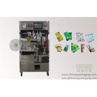 China LW-YD485 Inner+Outer Vacuum Teabag Machine wholesale