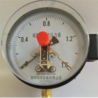 Wholesale Pressure Gauge Series YXC150(ZT) Magneto Electric Contact Pressure Gauge from china suppliers