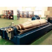 Strong Power Decanter Centrifuges Continuous Centrifuge For Waste Water Plant
