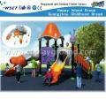 Cute Plastic Outdoor Playground Equipment For Sale(HD-1905)