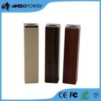 Wholesale Trending Original Full Capacity Wholsale Price Quickly Charge Wooden Power Bank from china suppliers