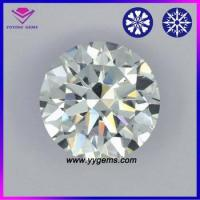 AAAAA Loose Clear CZ Stones Synthetic Good Quality Charming Cubic Zirconia Gemstone