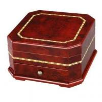 Wholesale Octagonal Ballerina Musical Jewelry Case from china suppliers