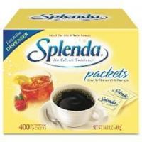 Wholesale Splenda No Calorie Sweetener 400 Count Packets - Case from china suppliers
