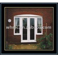 Exterior sliding wooden french doors quality exterior for Sliding doors that look like french doors