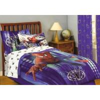Spiderman 3 Movie Bedding-Spiderman Movie Bedding for Kids