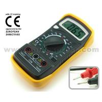 Wholesale Digital Multimeter AC / DC Voltage Meter Tester Ohm from china suppliers