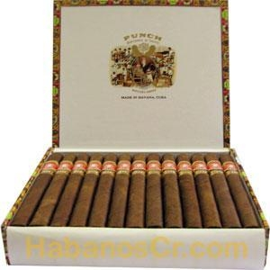 Quality Punch Punch Double Corona  (25) Cuban Cigars for sale