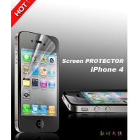 Wholesale iPhone 4 Screen Guard Protector Film ( Fronted) from china suppliers