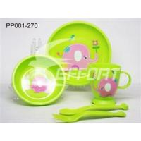 PP Feeding Sets Elephant