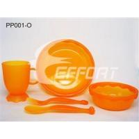 Wholesale PP Feeding Sets Orange from china suppliers