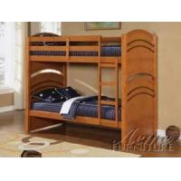 China Acme Deco Youth Oak Twintwin Art Deco Bunk Bed Wholesale
