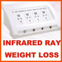 how to lose weight with infrared sauna