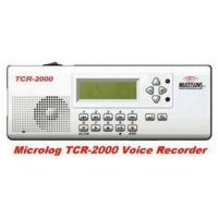 China MicroLog TCR-2000 Single Voice Recorder wholesale