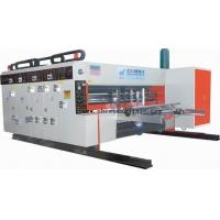 Wholesale printing slotter die-cutting machine from china suppliers