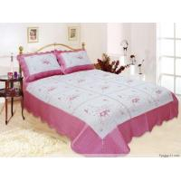 Wholesale Computer embroidery quilt set from china suppliers