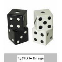 Wholesale Ceramic Dice Salt & Pepper Shaker Set from china suppliers
