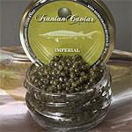 Wholesale Iranian Caspian Imperial Caviar 000 from china suppliers
