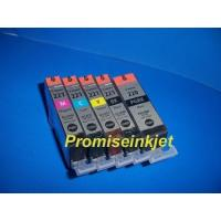 Wholesale CANON PGI-220BK CLI-221BK C M Y genuine ink cartridge from china suppliers