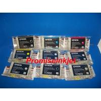Wholesale EPSON R2880 Genuine ink cartridge 9pcs from china suppliers