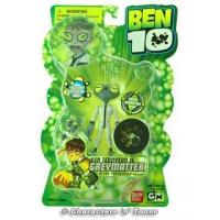 Wholesale Ben 10 Action Figure Greymatter from china suppliers