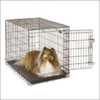 China eCrate Folding Wire Dog Crate wholesale