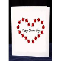 Wholesale Happy Gotcha Day Card (Sold Individually) from china suppliers