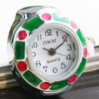 Wholesale Wholesale Ring Sales Red-Green 145168 from china suppliers