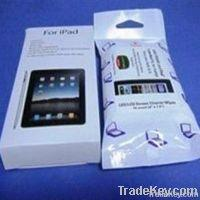 Wholesale Stain Removal Wet Tissue For IPad IMac IPhone IPod from china suppliers