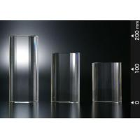 Wholesale Crystal Trophy with Straight Facets from china suppliers