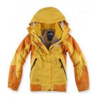 Wholesale The North Face Gore Tex Jacket Yellow - Women's NO.00087 from china suppliers