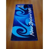 Wholesale Velour Reactive Print Beach Towel (FC-ST1102) from china suppliers