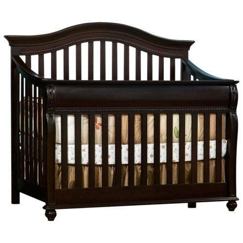 Simmons Juvenile Vancouver 4 in 1 Convertible Crib