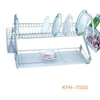 Dish Rack JP-TS0 Kitchen Dish Cup Drying Rack Drainer Dryer Tray Cutle..